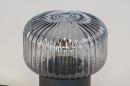 Tafellamp 14266: modern, retro, art deco, glas #4