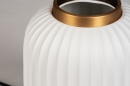 Tafellamp 14267: modern, eigentijds klassiek, art deco, metaal #4