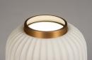 Tafellamp 14267: modern, eigentijds klassiek, art deco, metaal #5