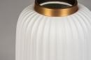 Tafellamp 14268: modern, eigentijds klassiek, art deco, metaal #5