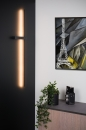 Wandlamp 14273: modern, aluminium, metaal, zwart #12