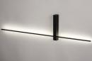 Wandlamp 14273: modern, aluminium, metaal, zwart #4
