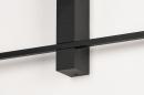 Wandlamp 14273: modern, aluminium, metaal, zwart #9