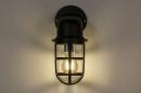 Buitenlamp 14280: landelijk, rustiek, retro, klassiek #2