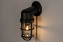 Buitenlamp 14280: landelijk, rustiek, retro, klassiek #4
