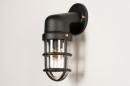 Buitenlamp 14280: landelijk, rustiek, retro, klassiek #5