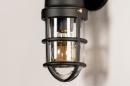 Buitenlamp 14280: landelijk, rustiek, retro, klassiek #7
