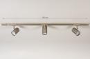 Railspot 14283: modern, staal rvs, metaal, staalgrijs #1