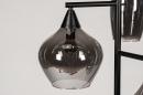 Vloerlamp 14292: modern, retro, eigentijds klassiek, glas #10