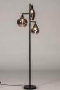 Vloerlamp 14292: modern, retro, eigentijds klassiek, glas #2