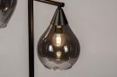 Vloerlamp 14292: modern, retro, eigentijds klassiek, glas #7