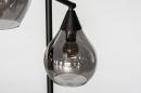 Vloerlamp 14292: modern, retro, eigentijds klassiek, glas #8