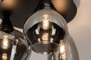 Deckenleuchte 14293: modern, zeitgemaess klassisch, Art deco, Glas #9