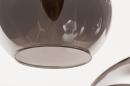 Hanglamp 14295: modern, eigentijds klassiek, art deco, glas #10