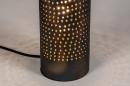 Tafellamp 14328: landelijk, rustiek, modern, eigentijds klassiek #6