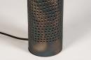Tafellamp 14328: landelijk, rustiek, modern, eigentijds klassiek #7