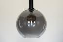 Hanglamp 14334: modern, retro, eigentijds klassiek, glas #5