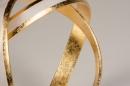 Tafellamp 14362: design, modern, eigentijds klassiek, messing #8