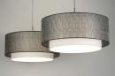 Pendelleuchte-30422-modern-Silber-Stoff-rund-laenglich