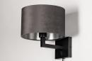Wandlamp 30908: landelijk, rustiek, modern, eigentijds klassiek #4
