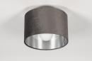Plafondlamp 30912: modern, retro, eigentijds klassiek, stof #2