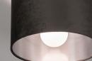 Plafondlamp 30912: modern, retro, eigentijds klassiek, stof #3