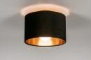 Plafondlamp 30914: modern, retro, eigentijds klassiek, art deco #1