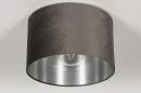 Plafondlamp 30916: modern, retro, eigentijds klassiek, stof #2