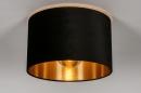 Plafondlamp 30918: modern, retro, eigentijds klassiek, art deco #1