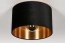 Plafondlamp 30918: modern, retro, eigentijds klassiek, art deco #2