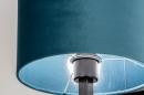 Wandlamp 30935: zwart, mat, blauw #6