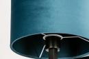 Wandlamp 30935: zwart, mat, blauw #7