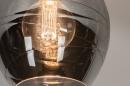Plafondlamp 30938: modern, retro, eigentijds klassiek, glas #4