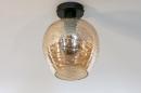 Plafondlamp 30939: modern, retro, eigentijds klassiek, art deco #1