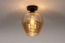 Plafondlamp 30939: modern, retro, eigentijds klassiek, art deco #2