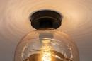 Plafondlamp 30939: modern, retro, eigentijds klassiek, art deco #6