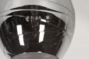 Plafondlamp 30940: modern, retro, eigentijds klassiek, glas #5