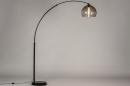 Vloerlamp 30945: modern, retro, glas, kunststof #1