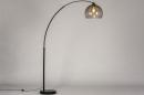 Vloerlamp 30945: modern, retro, glas, kunststof #2