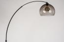 Vloerlamp 30945: modern, retro, glas, kunststof #6
