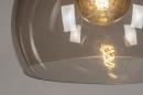 Vloerlamp 30945: modern, retro, glas, kunststof #8