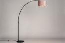 Vloerlamp 30946: modern, retro, eigentijds klassiek, stof #2