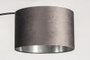 Vloerlamp 30947: modern, retro, eigentijds klassiek, stof #8