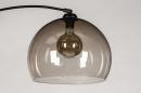 Vloerlamp 30951: modern, retro, glas, kunststof #7