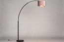 Vloerlamp 30952: modern, retro, eigentijds klassiek, stof #2