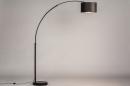Vloerlamp 30953: modern, retro, eigentijds klassiek, stof #1