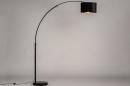 Vloerlamp 30955: modern, eigentijds klassiek, art deco, stof #1