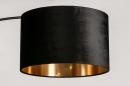Vloerlamp 30955: modern, eigentijds klassiek, art deco, stof #7
