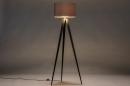 Vloerlamp 30960: landelijk, rustiek, modern, klassiek #1