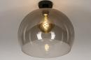 Plafondlamp 30965: sale, modern, retro, kunststof #1